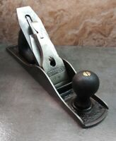 Vtg. Stanley Bailey No. 5 Corrugated Bottom Jack Plane