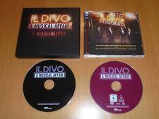 Il Divo - A Musical Affair (CD + DVD Box Set)