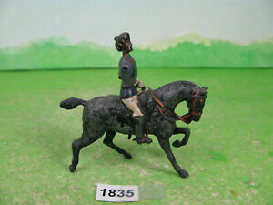 vintage britains lead soldier original mounted indian collectable model 1835