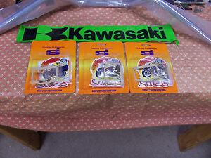 KAWASAKI 750 H2 COMPLETE MIKUNI VM CARB CARBURETOR REBUILD KITS-GET 3-FREE FRT