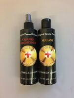 Cymbal Doctor - Cymbal Cleaner Brightener & Sealant Kit