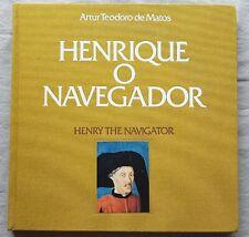 s90) Portugal  Henrique O Navegador Sonderbuch ** kpl Henry the Navigator