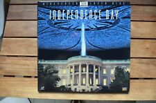 INDEPENDENCE DAY  Will Smith - NEW LaserDisc - FREE Post - mmoetwil@hotmail.com