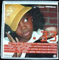 CORNERSTONE MIXTAPE #33 OCTOBER 2001 2X CD MIXED PROMO DJ K-SWIFT, JI JI SWEET
