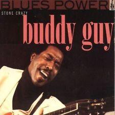 Buddy Guy - Stone Crazy  2007 [CD New]