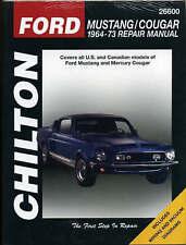 Ford Paper 1969 Car Service & Repair Manuals