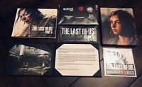 The Last Of Us Part II 2 Ellie Edition (Steelbook + Pin Set + Art Book and More)