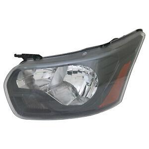 New Aftermarket Driver Side Headlight Assembly CK4Z13008L CAPA