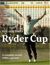 The Times Ryder Cup: A Complete Illustrated History of Every Ryder Cup,Times Bo