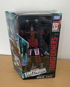 Transformers WFC Earthrise - Thrust - RARE Hasbro Takara Import - MISB