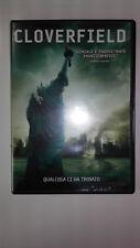 DVD - CLOVERFIELD DI MATT REEVES - USATO VERSIONE NOLEGGIO