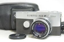 Olympus Pen FT 35mm SLR Film Camera SN312451 w/G.Zuiko Auto-S 40mm F/1.4 Lens
