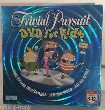 Trivial Pursuit DVD for Kids Fun Trivia Challenges All For Kids - Season 1
