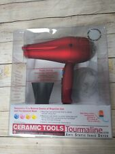 Ceramic Tools Tourmaline Anti Static Ionic Dryer
