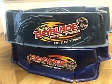 Lot of 2 Beyblade Battle Stadium Arenas Beystadium Bolt Blast & Striker Stadium