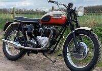 1961 Triumph T110, beautiful 650cc matching no's, V5C .NO RESERVE!