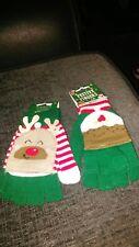 Children's Christmas Gloves X 2 (set 2)