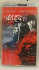 30 Days of Night Josh Hartnett UMD Video for PSP