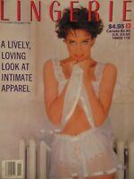 Playboy's Book of Lingerie November December 1988 | Cher Butler      #1807
