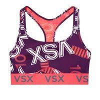 Victorias Secret VSX The PLAYER Racerback LOGO Sexy Sport Bra NWT S
