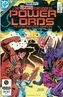 Power Lords #3 Mini Series Comic Book - DC