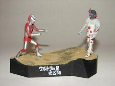 Ultraman Jack vs Knuckle-seijin CHASE Figure from Ultraman Diorama Set! Godzilla