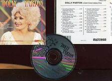 "Dolly PARTON ""Everything's beautiful"" (CD)"
