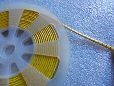 Bagues de repérage Plio-V-Markers S.E.S jaune n°4 V-22/500 ATE 1