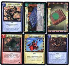HARRY POTTER 6 Belles Cartes (Voir scan) Lot N° HAF 67