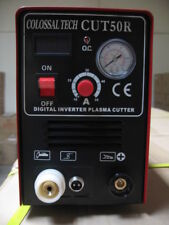 Plasma Cutter 50AMP CUT50R Digital Inverter 220V Colossal Tech & 60 Consumables