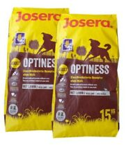 2x15kg Josera Emotion Optiness Hundefutter ***TOP PREIS***