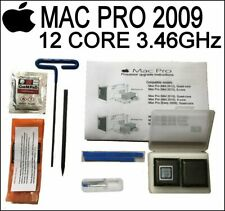 12 Core Early 2009 Apple Mac Pro X5690 x2 3.46GHz  CPUs 5,1 4,1 Twelve Processor