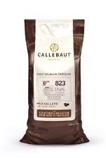 Callebaut Callets Vollmilch feinste belgische Schokolade 823 Kuvertüre 10 kg