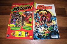 Young Justice # 2 -- Kali alcantarilla/DC-comic 1. edición 2000/no leído