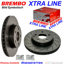 Brembo XTRA Line 2xBremsscheiben 294mm-Hinten- BMW 3 E46 Coupe,Touring,Compact
