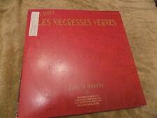 """LES NEGRESSES VERTES Zobi La Mouche / Orane 12"""" WILLIAM ORBIT"""
