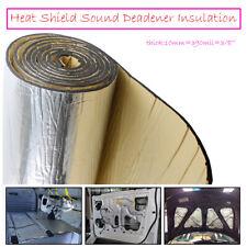 Heat Shield Sound Deadener Insulation 30 Sq.Ft - Heat Resistant & Fire Retardant