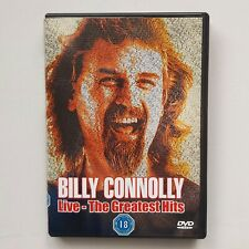 DVD (1 Disc) Billy Connolly - Live The Greatest Hits