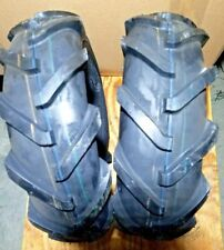 2 - 13x5.00-6 4P Deestone Super Lug Tires AG PAIR DS5290 FREE SHIPPING