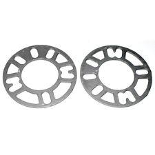 "(2) Rim Wheel Spacers 4x98 4x100 5x100 5x112 5x114.3 5x120 5x4.5 1/8"" | 3mm"