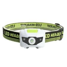 New listing LED Headlamp USB Rechargeable Flashlight Waterproof Head Lamp/Torch Camping