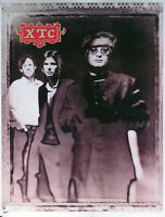 XTC 1992 Nonsuch Band Photo Original Promo Poster
