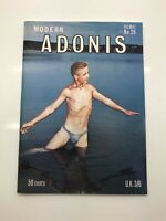 MODERN ADONIS July 1964 No. 26 Male Physique Gay Beefcake Magazine