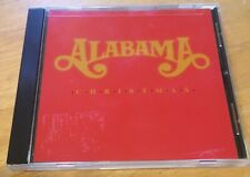 Alabama Christmas CD, 1998 BMG Still Sealed Country - Fast Free Shipping