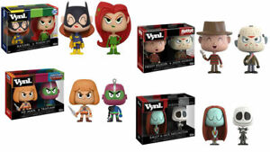 Funko Vynl Figures Collectible Boxed Sets--You Choose! Buy 2 & SAVE!