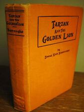 TARZAN GOLDEN LION Edgar Rice Burroughs PHOTOPLAY Edition FICTION Classic ILLUST