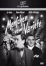 Menschen vom Variete - Hans Moser, Attila Hörbiger, La Jana - Filmjuwelen DVD