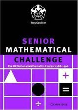 Senior Mathematical Challenge : The U. K. National Mathematics Contest...