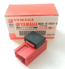 New 2006-2013 Yamaha Snowmobile Oem Solid State Fuel Pump Relay 8Gn-81950-00-00