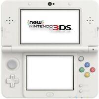 Nintendo New 3DS - Konsole #weiß + Stromkabel sehr guter Zustand